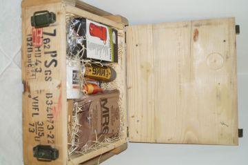Dárková bedna pro muže Adventure box