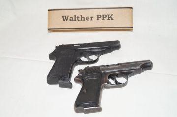 walther ppk - ilustrační obrázek
